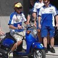 Moto GP: Etats Unis: Rossi demande des éclaircissements à la direction de course.