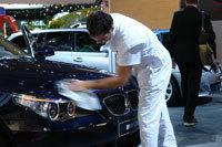 BMW sur le Mondial de Paris