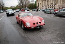 Photos du jour : Ferrari 250 GTO