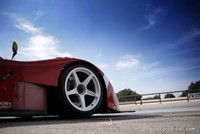 Photos du jour : Ferrari 333 SP