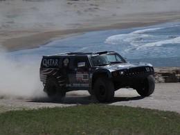 Dakar 2012 - étape 2 : Al-Attiyah vainqueur, Peterhansel leader