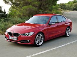 La BMW Série 3 élue voiture de l'année 2013 en Asie
