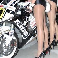 Moto GP - Honda: Randy et Lucio étaient à la fête à Milan