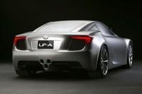 Salon de Detroit : Lexus LF-A Concept, la supercar de Toyota