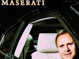Le boss de Maserati contre l'électrique, mais pour le diesel