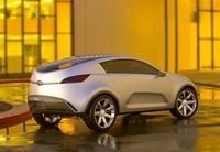 Salon de Detroit : Kia Kue Concept, oh le petit... crossover coupé