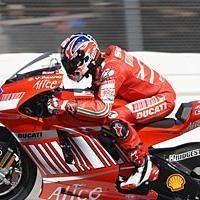 Moto GP: Etats Unis D.2: Stoner commence bien la journée.