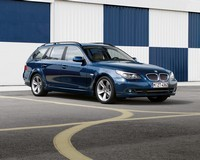 BMW Série 5 Phase 2 et M5 Touring : officieuses