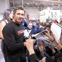 Superbike - Ducati: Pour Troy Bayliss Valentino Rossi n'y mettra pas les pieds