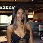 Asha - Miss Timide - Concours Caradisiac Miss Mondial de l'Auto 2006