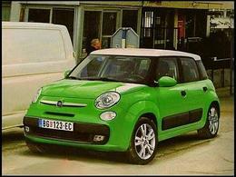 Futur Fiat Ellezero: à lui l'Amérique!