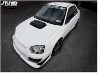 Une Subaru qui mélange les superlatifs !!