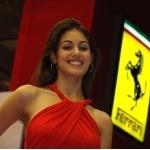 3ème - Nadège - Miss Sourire - Concours Caradisiac Miss Mondial de l'Auto 2006