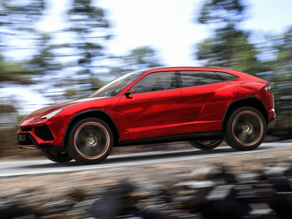 Lamborghini Urus: toujours pas de feu vert pour la production