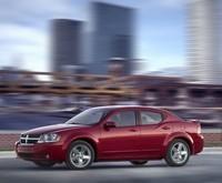 Salon de Detroit : nouvelle Dodge Avenger, bientôt chez nous