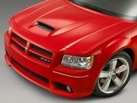 Salon de Detroit : Dodge Magnum/SRT-8, grande routière pimentée