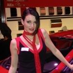 Lyvine - Miss Classique - Concours Caradisiac Miss Mondial de l'Auto 2006