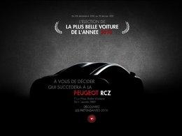 Election de la plus belle voiture de l'année 2010 : les 7 finalistes