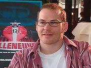 Le Mans: Villeneuve avec Peugeot