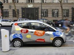 Les véhicules d'Autolib vandalisés