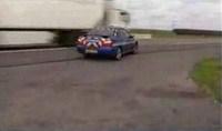 [Vidéo]: Les gendarmes en Subaru... face à la caméra.