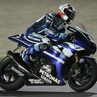 Moto GP - Test Qatar D.2: Ben Spies qui rit et Jorge Lorenzo qui pleure, le contraste est de mise chez Yamaha