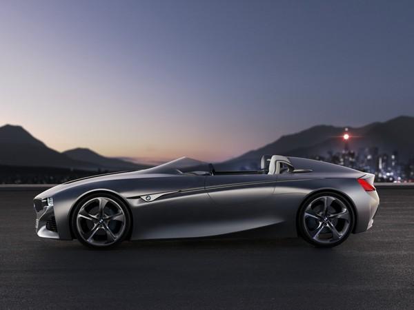 BMW : six tractions dont un cabriolet BMW Z2 d'ici 2017