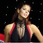 Laurène - Miss Elegante - Concours Caradisiac Miss Mondial de l'Auto 2006