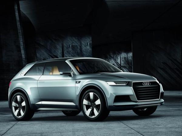 Audi - Des projets de SUV, de monospace et de shooting brake