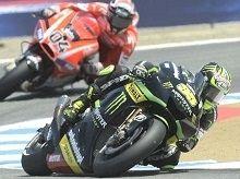 Moto GP: Cal Crutchlow signe avec Ducati pour deux ans