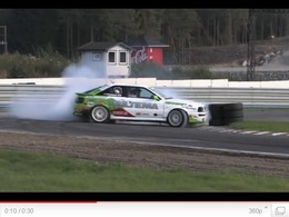 Audi S2 750 ch Alm Racing : comment faire de la dentelle avec une tronçonneuse