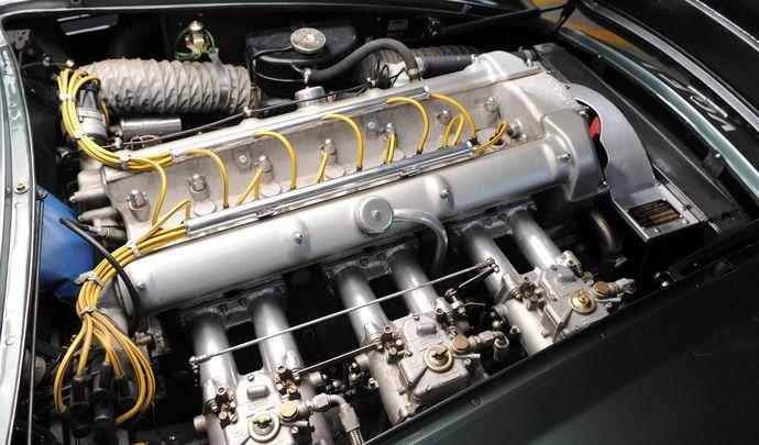 Aston Martin travaille sur un six cylindres hybride