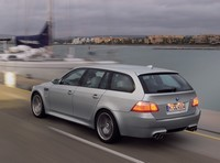Nouvelle BMW M5 Touring : 507 ch et 520 Nm dans un break ! [+vidéos]