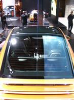Porsche 911 Targa 4 et 4S au salon de l'Auto