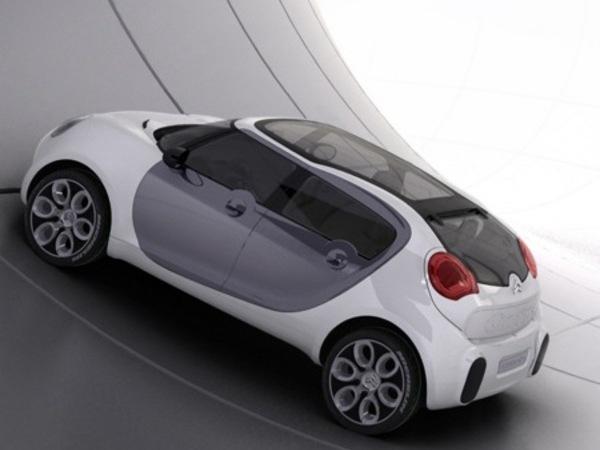Indiscrétions en direct de Shanghai 2013 - Des nouvelles de la Citroën essentielle « e3 »