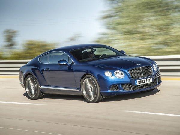 Bentley: bientôt un coupé 4 portes?