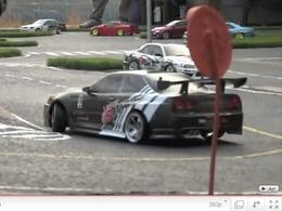 Korea RC Street Drift Challenge 2010 : aussi spectaculaire que les grandes
