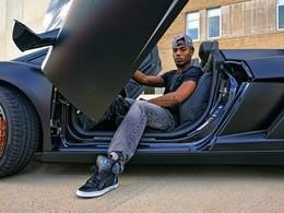 Découvrez le garage du rappeur B.o.B