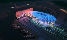 GP2 Asia 2009/2010 : 4 meetings sur seulement 2 circuits