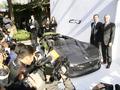 Nouveaux records pour le concept Peugeot EX1