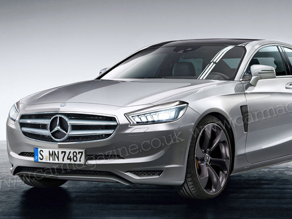 Quel positionnement pour la future Mercedes E Superlight?