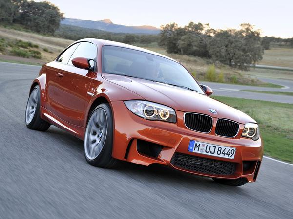 BMW Série 1 M Coupé: enfin visible = le plein de photos