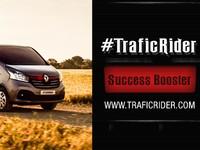 Le Renault Trafic se prend pour K2000