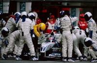 F1 : Williams présentera bientôt son petit bijou