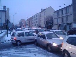 (Minuit chicanes) Neige: un grand merci aux automobiles