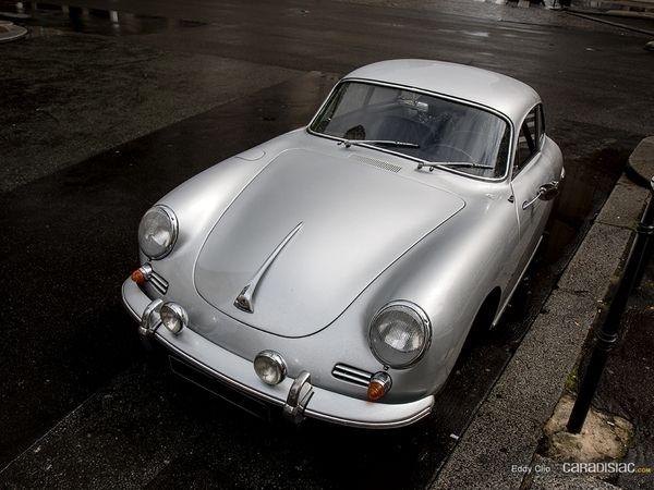 Photos du jour : Porsche 356 Super 90