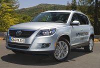 Volkswagen mise sur l'hydrogène : le Tiguan HyMotion Fuel Cell Concept