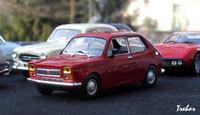 Miniature : 1/43 ème - FIAT 127