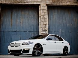 BMW 535i Royal Muffler, projet 2012 V2
