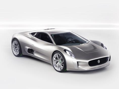 Jaguar: bientôt un SUV...